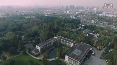 上海植物园航拍之二