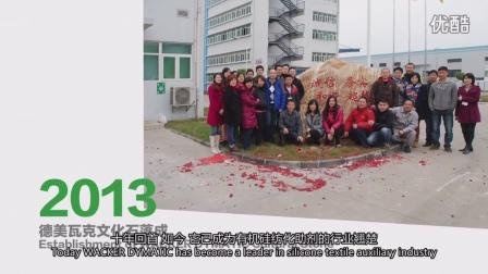 瓦克集团旗下合资企业德美瓦克十周年庆宣传片