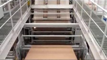 马贵(上海)有限公司-瓦楞纸板生产线介绍