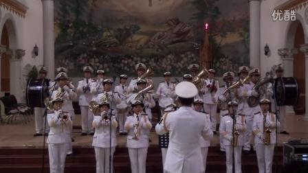 前曹庄天主教会军乐团《欢迎进行曲》
