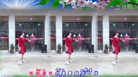 境心广场舞   美美哒   编舞惠汝mp4