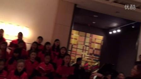 罗蔼琳-小学合唱团圣诞报佳音演出