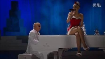 """平安夜  Miley Cyrus - """"sleigh ride"""", """"silent night"""", """"let it snow"""" ."""