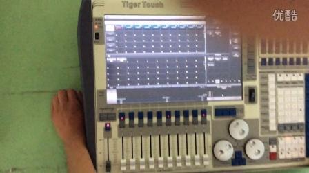 触摸老虎控台教程-给灯具、Cue等设置命名