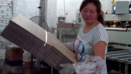 东莞市天进机械有限公司——单片钉箱机自动挡板