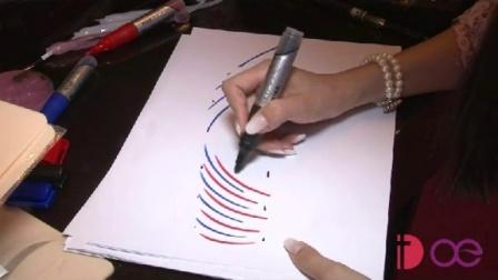 OE纹眉视频,中式眉 欧式眉 一字眉的设计与画法