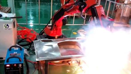 机器人加等离子切割薄板