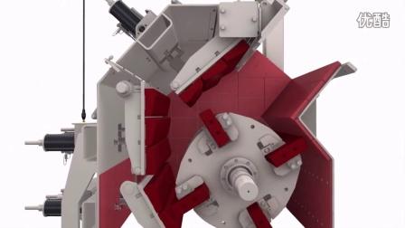 美卓新型诺德伯格NP15反击式破碎机