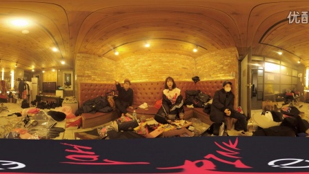 EXID HOT PINK MV制作过程 360度全景拍摄 ——诱惑粉色