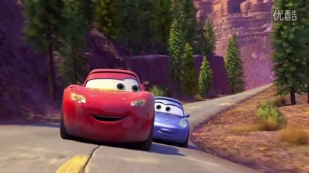 John Mayer - Route 66 [Cars Disney Animation] [Lyrics]
