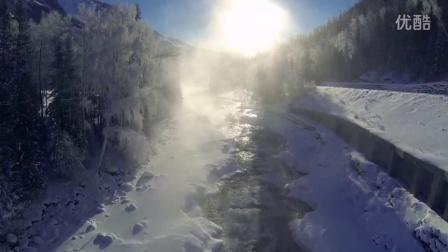 中国最美雪乡——新疆阿勒泰