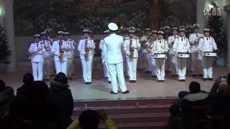 前曹庄2015年圣诞节开幕式《欢庆》