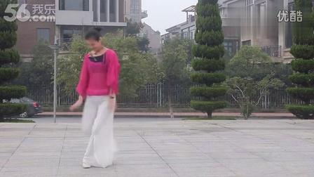 云裳广场舞:花儿为什么这样红 美久