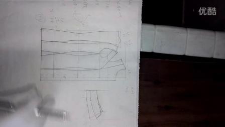 神父自制BJD服装打版教程14