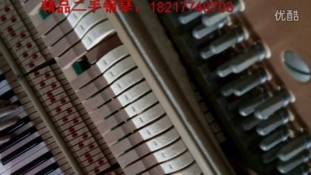 即兴钢琴视频 卡哇伊US-60 原始状态    原装进口二手钢琴,