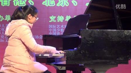 2015大赛曼音朗域刘依蕾(儿童B组)《兰花花》