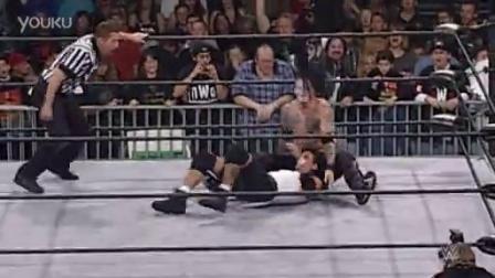 WWE大招之陆奥坐头摔 20记威力摔招招凶悍