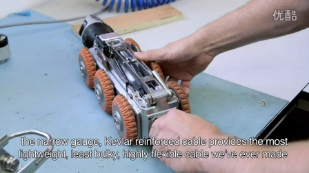 Mini-Cam & PROTEUS™ The NEW crawler inspection system (Extended - EN Subtitles)