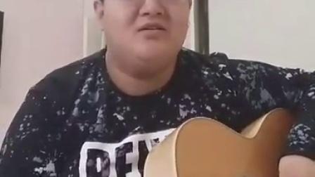 吉他弹唱:爱我別走