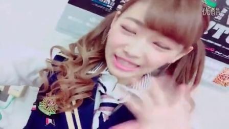 NMB48 森田彩花 逆上がり公演終わりました♪今日もありがとうございました!2015.12.13