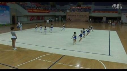 全国幼儿基本体操表演大会 甲组自编操(3)