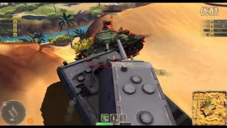 【坦克英雄】鼠式坦克初登场