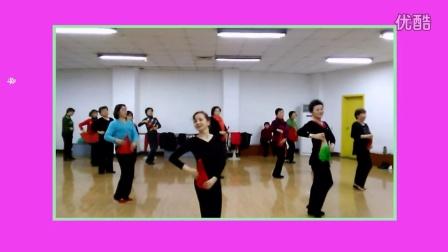 江苏青春老年大学刘老师舞蹈班-扇子舞