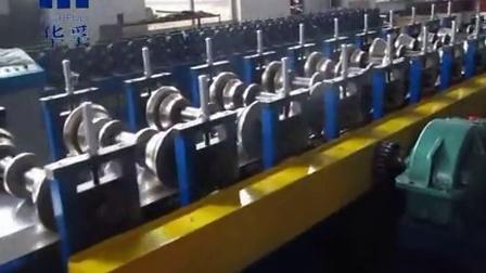 阳极板设备 环保阳极板成型设备 阳极板冷弯成型机 冷弯设备 ——潍坊华孚冷弯机械