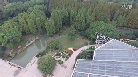 上海植物园航拍之一
