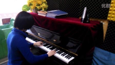 《夜的钢琴曲五》 钢琴版