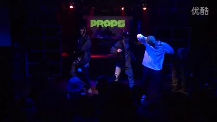 """HEX BEX+sucreamgoodman - """"PROPS"""" danceshowcase"""