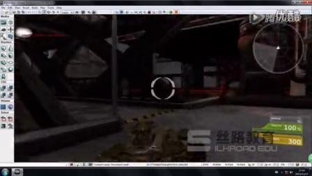 丝路教育18期游戏美术次世代项目酷炫