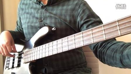 Californication-RHCP-Bass