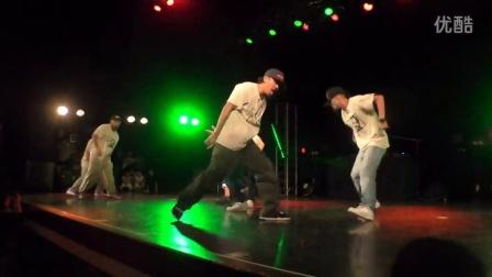 S.A.S - CROSSPOT 6th anniversary DANCE SHOWCASE