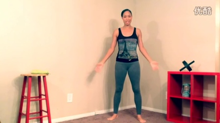 African Dance for beginners Weekly Workout! Episode 1!