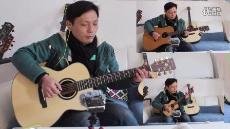 吉他原创曲(无题)