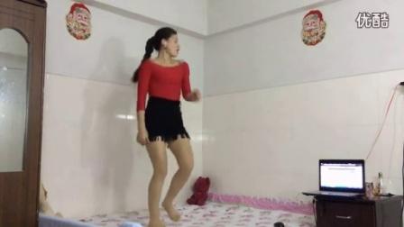 优酷广场舞  街舞健身操《十分钟》原创杨丽萍_标清