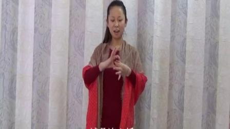 《三德歌》王海力手语教学完整版
