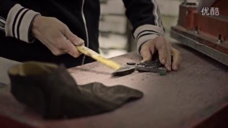 意大利Velasca手工皮鞋制作全过程