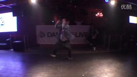 oSaam (sucreamgoodman) JUDGE DEMO - DANCE@LIVE 2016 HIPHOP KANTO vol.04