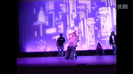 SWATTEAM Performance west coast freestyle dancing