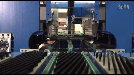 飞虎泰克Pivatic全自动连续多工位弯板线