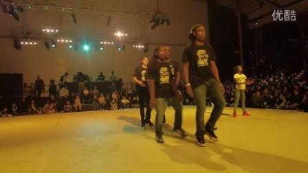 Ghôst Flow Movement show in Paris
