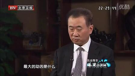 杨澜访谈录140309 王健林_标清