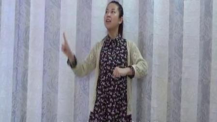 《冰凌花》王海力手语教学完整版