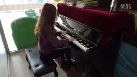 《夜的钢琴曲一》钢琴版
