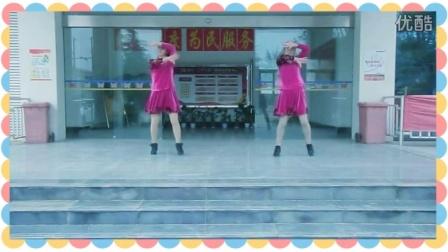 裕隆广场舞《你不来我不老》
