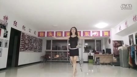 包头肚皮舞 陆米娅疯狂的舞蹈