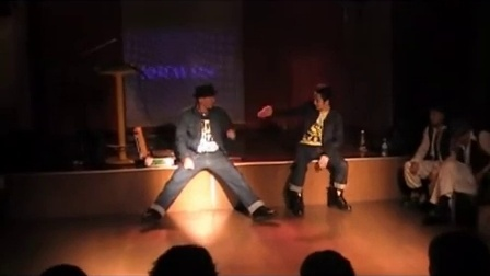 KAZU & TAISHI (Swing Men Brotherz) NEW JACK SWING style!!