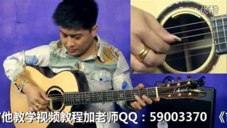 吉他教学入门 民谣吉他教学视频 民谣吉他入门教程